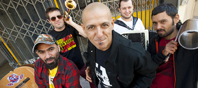 Sidi Wacho + groupe tremplin + Dj