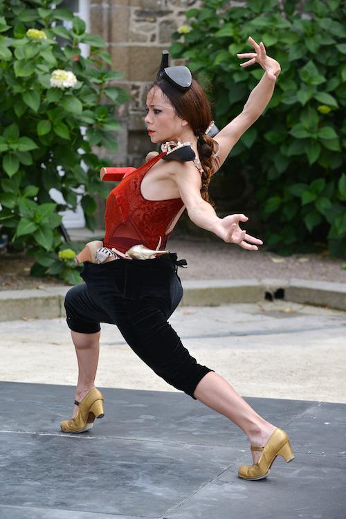 Flamenco, pop & fetish Artes & contextos mujer espanola olga pericet 72 %C2%A9richard louvet